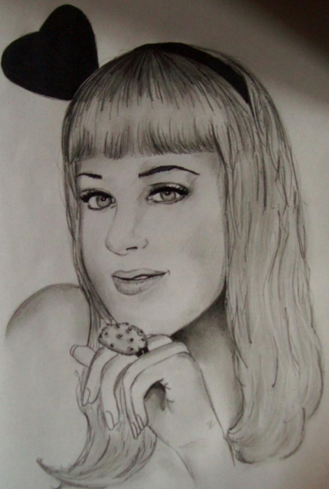 Katy Perry by JejeDrawings